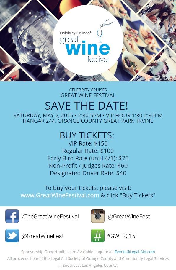 2015 Great Wine Festival