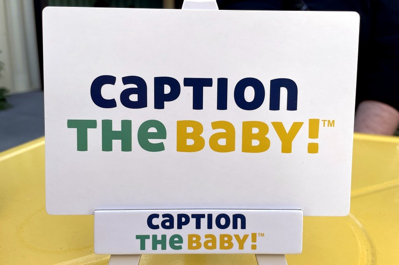 Caption the Baby