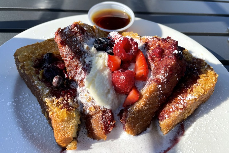 Elderood Breakfast