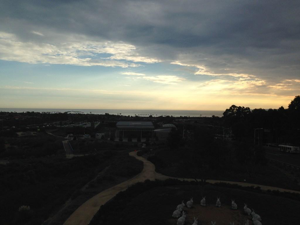 Newport Beach Sculpture Garden