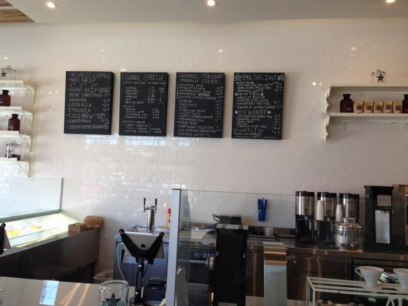 coffeebar byul