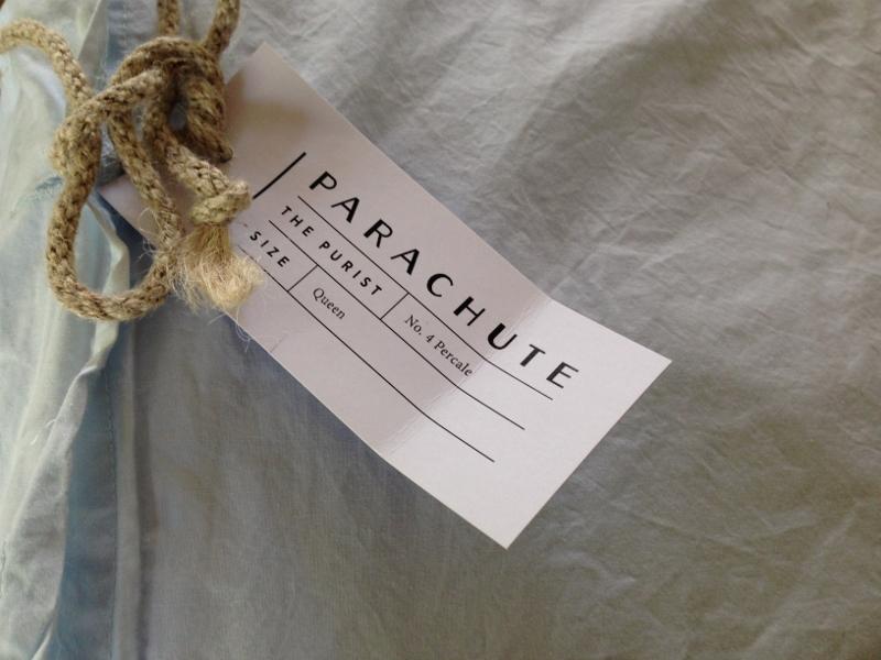 Spotlight on Parachute