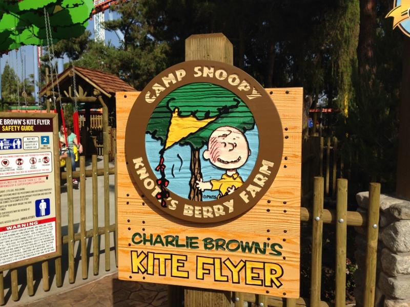 charlie browns kite flyer