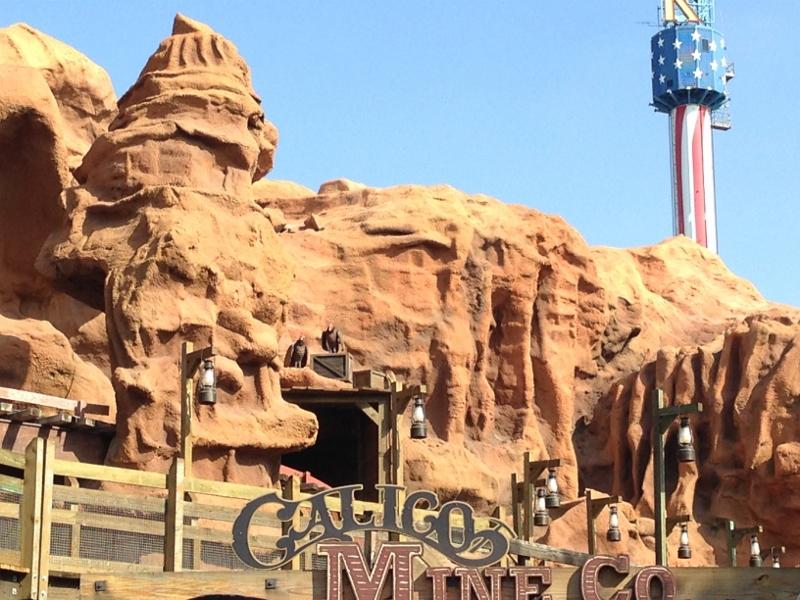 Calico Mine Ride