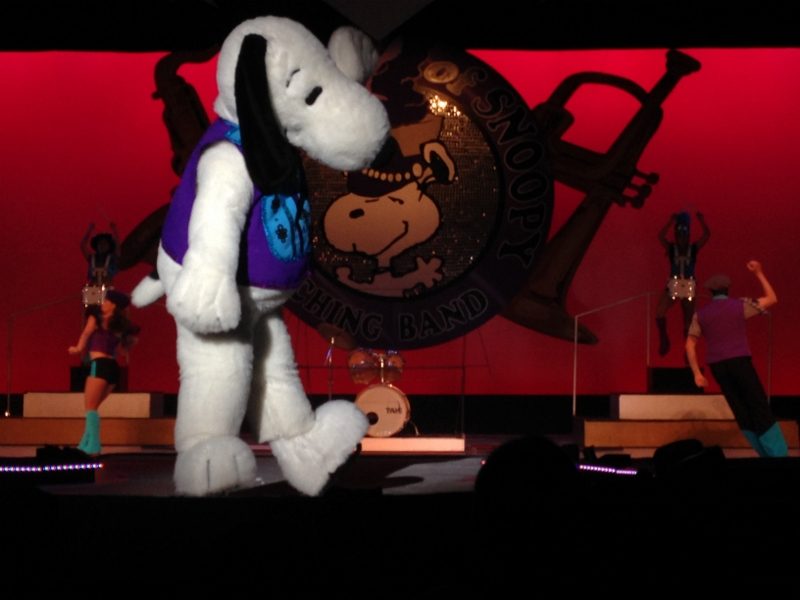 snoopy unleashed