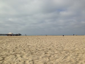 Sunday in Seal Beach with Sand Cloud