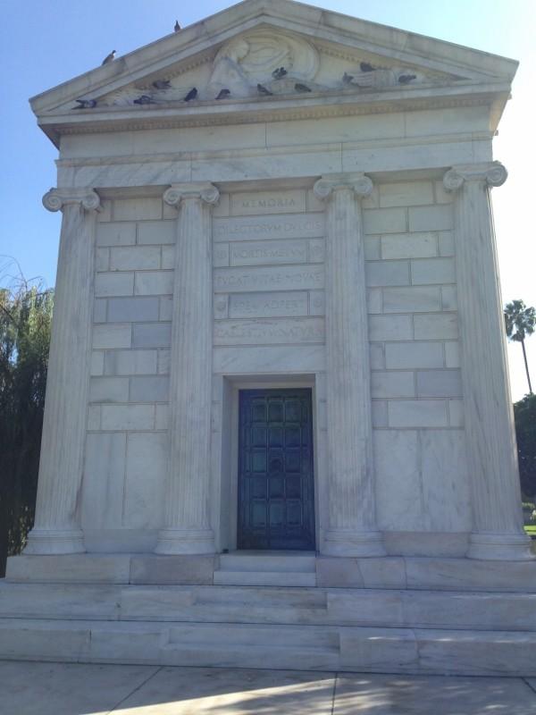 Clark Mausoleum