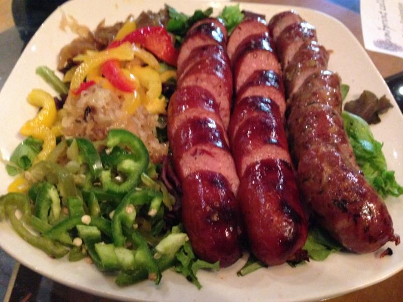 Healdsburg food tour