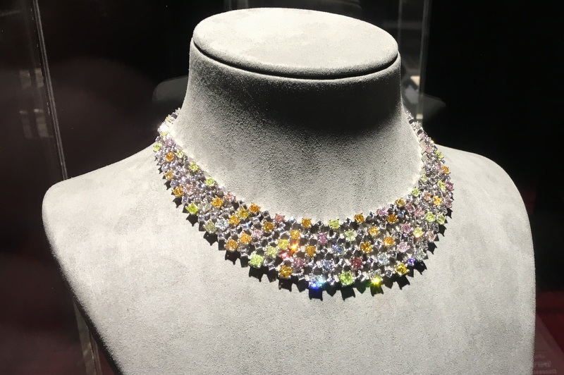 Viewing Diamonds: Rare Brilliance at Natural History Museum LA