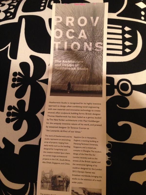 Architecture and Design of Heatherwick Studio