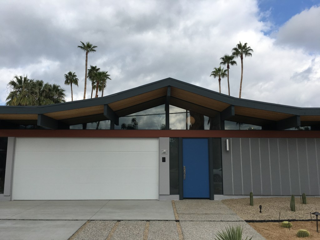 Palm Springs Modernism Week 2017