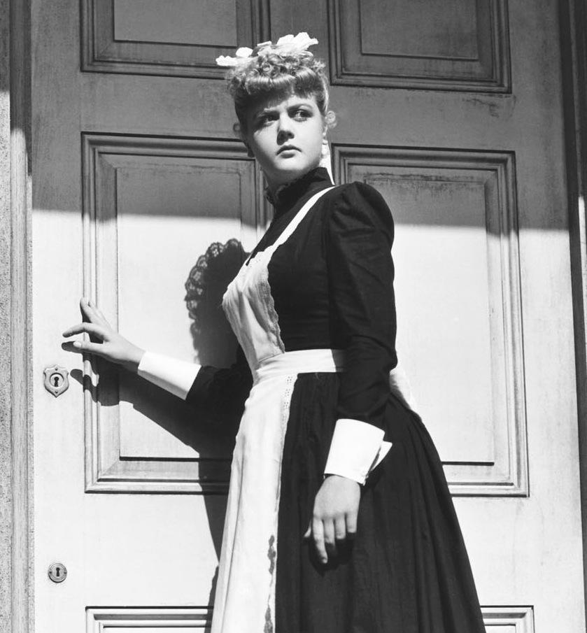 GASLIGHT, Angela Lansbury, 1944