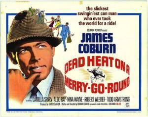 Watching Dead Heat on a Merry-Go-Round