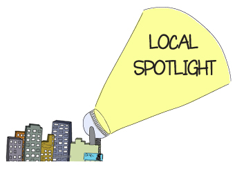 local spotlight