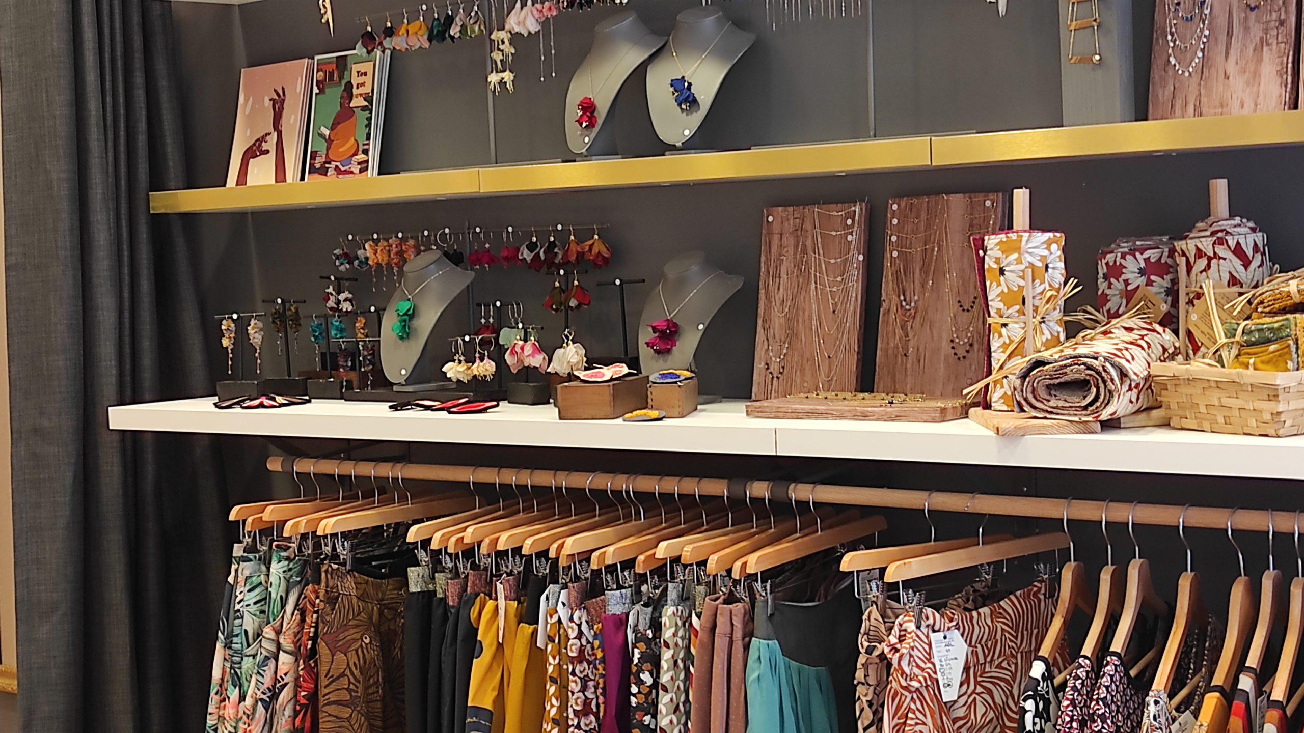 Nouvelle boutique La Femme à Barbe Saint-Étienne