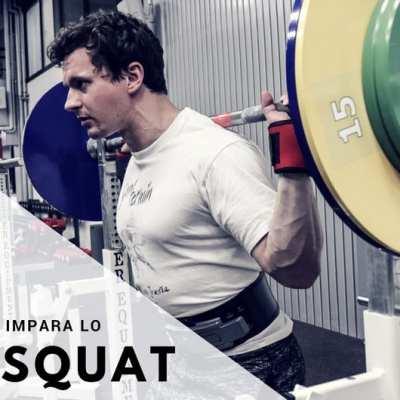 Impara lo squat