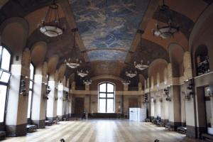 Salle des fêtes Mairie Paris 15