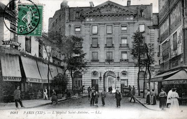 hôpital saint-antoine, cirrhose, maladie, simard, paris