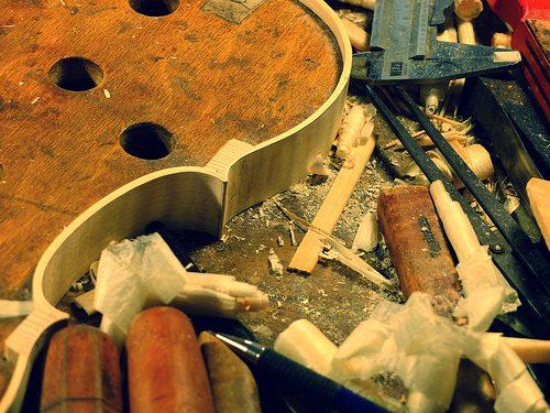 revolution industrielle, challengeAZ, luthier, mirecourt