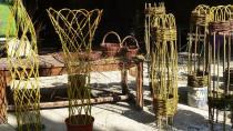 Stage architectures de jardin et panier sur croisée