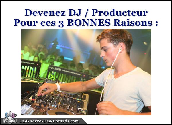 mixer dj producteur