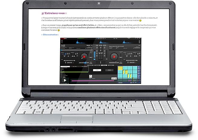 technique DJ