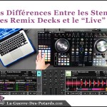 comment mixer stems remix decks live