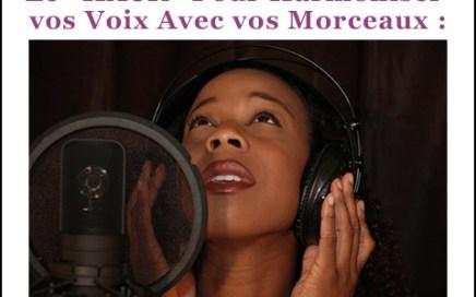 voix production musicale
