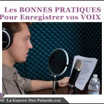 production musicale voix