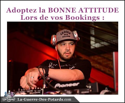 dj bookings