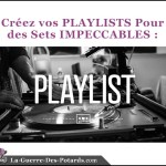 set dj playlist