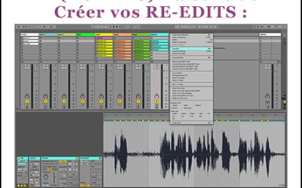 set dj re-edit