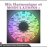 mix harmonique modulations