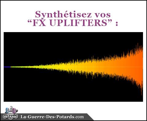 sound design uplifter