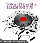 mix harmonique tonalité