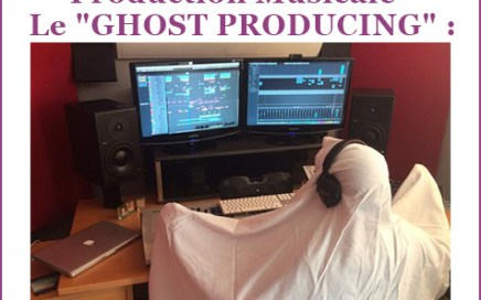 production musicale ghost producing