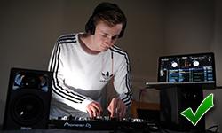 DJ débutant