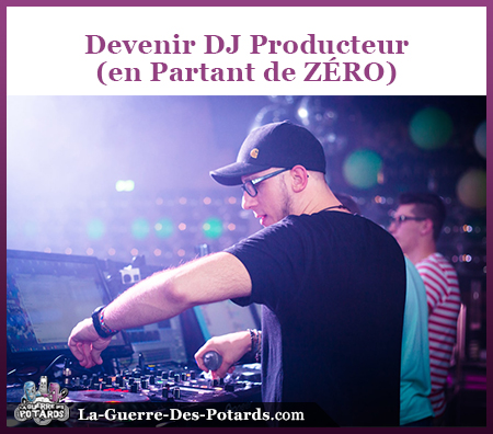 Devenir DJ Producteur
