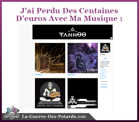 production musicale bandcamp