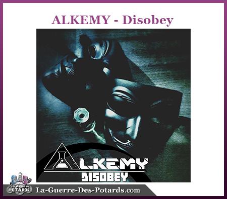 ALKEMY Officiel Disobey