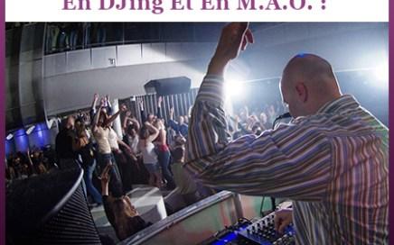 DJing M.A.O.