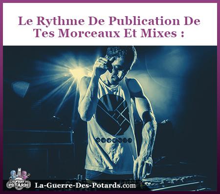 Publication Morceaux Mixes
