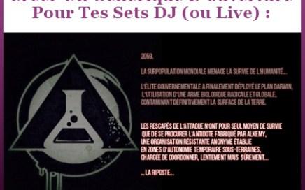 set dj live