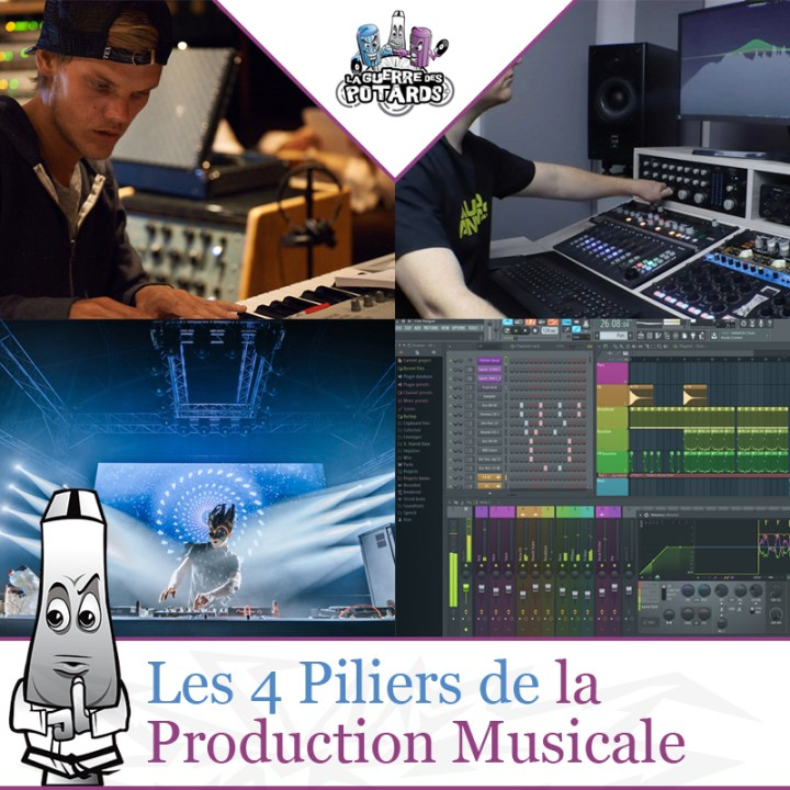 formation mao production musicale debutant