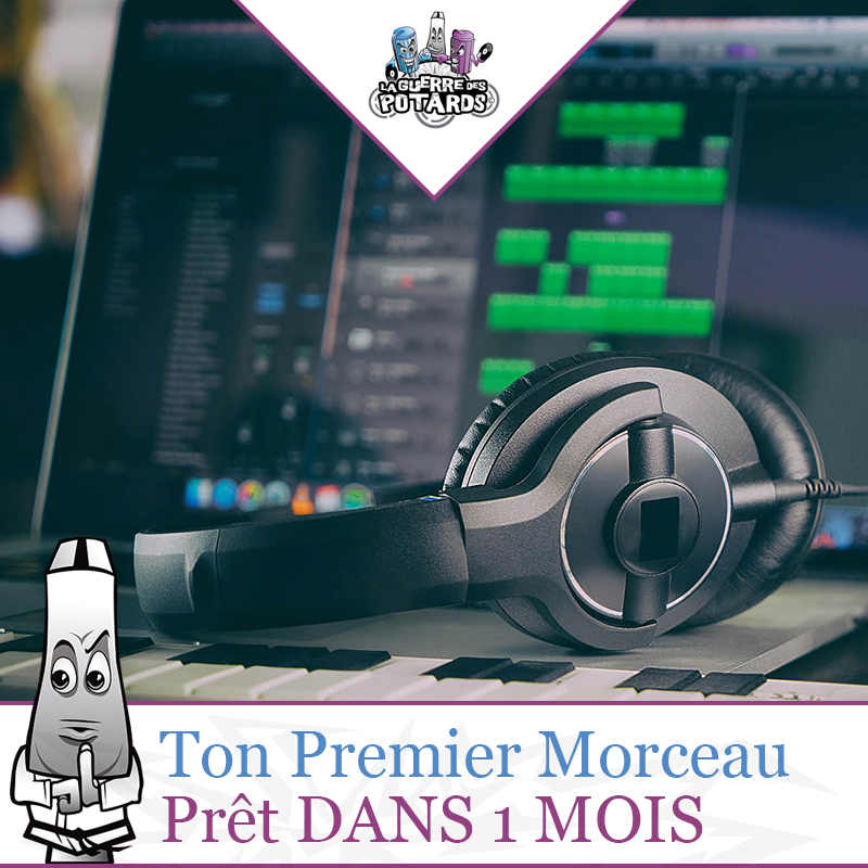 Formation production musicale- composer morceau