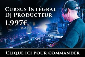 Cursus Intégral DJ Producteur