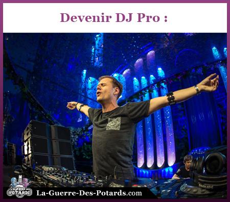 Devenir DJ Pro