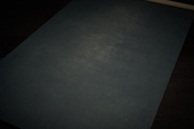 Concrete handprinted backdrop