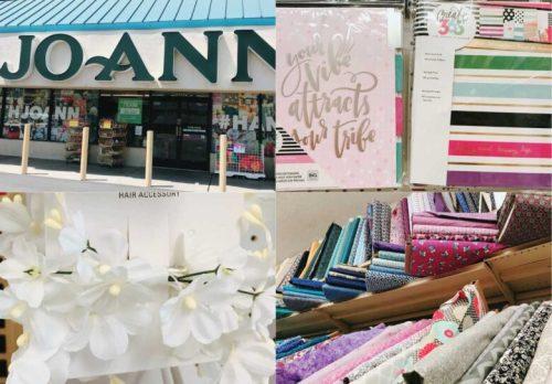 アメリカ手芸店JOANN(ジョアン)でお得に買い物する方法
