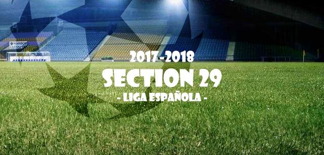 第29節 リーガ・エスパニョーラ(Liga Española)